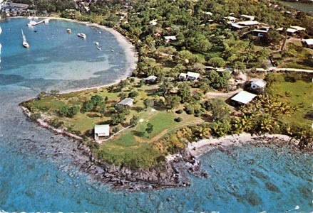 1979 – After Hurricane David passes through the islands, the new owners begin building condos in place of the cottages